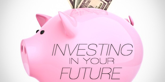 Investing in Your Future Sermon Art