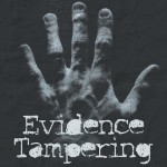 Evidence Tampering Sermon Art